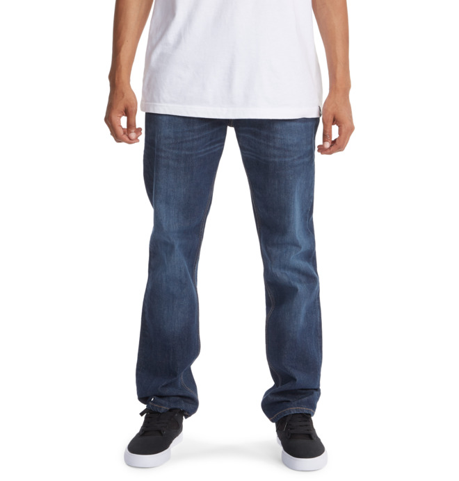 Worker - Straight Fit Jeans for Men  ADYDP03049