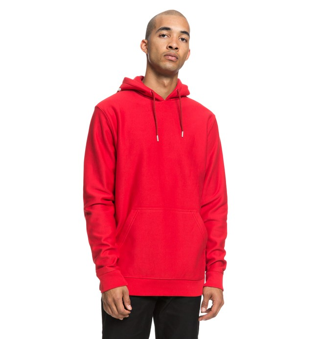0 Skate Hoodie Red ADYFT03207 DC Shoes