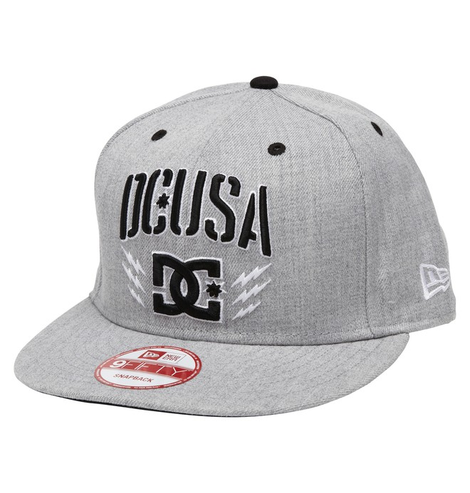 0 RD BOLTS SNAPBACK  ADYHA00177 DC Shoes