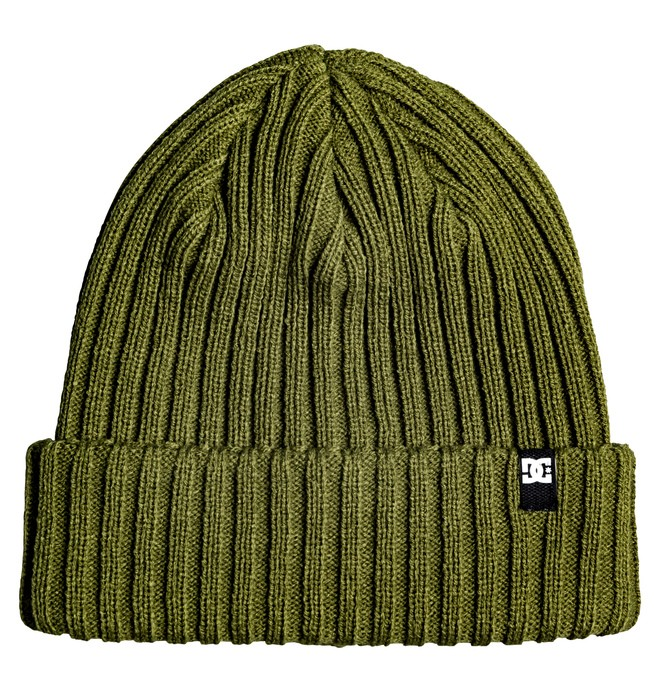 0 Fish N Destroy Cuff Beanie  ADYHA03004 DC Shoes