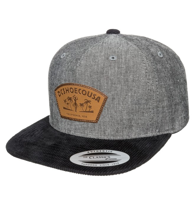 0 Faced Out - Gorra  ADYHA03146 DC Shoes