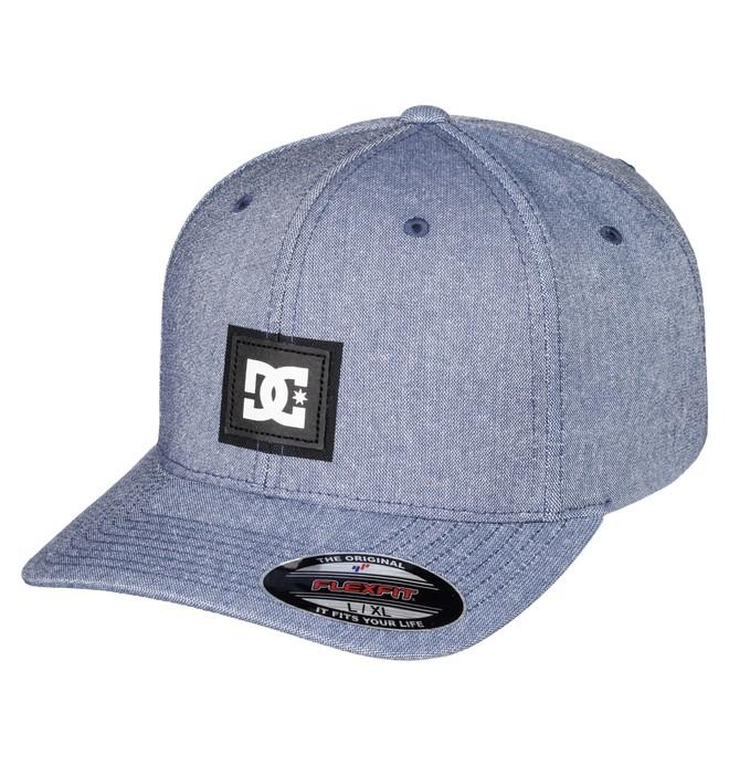 0 Men's Star Flexfit Hat  ADYHA03336 DC Shoes