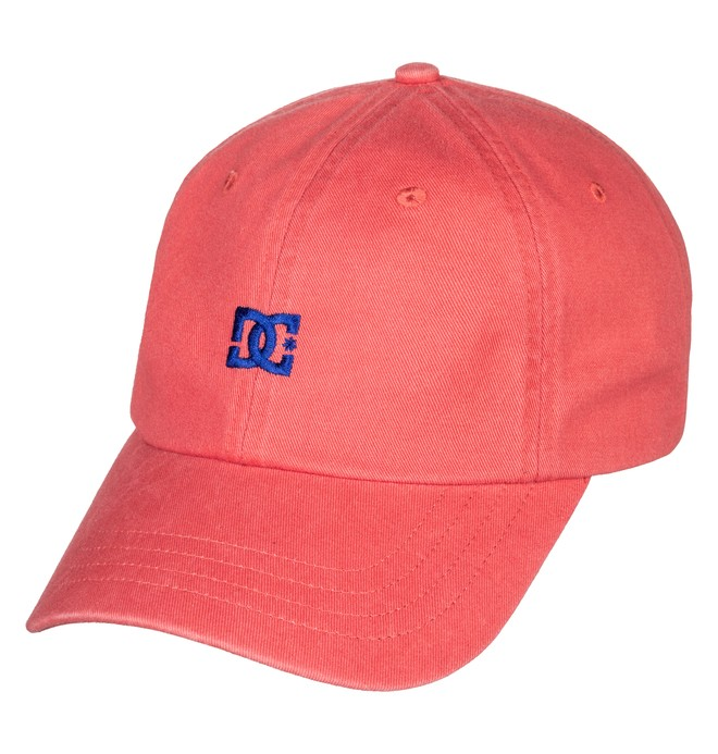 0 Uncle Fred Dad Hat Pink ADYHA03546 DC Shoes