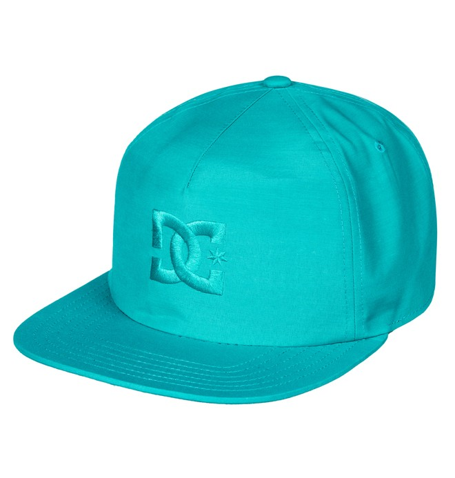 0 Floora Baseball Hat Blue ADYHA03548 DC Shoes