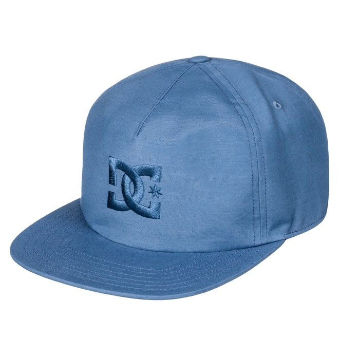 0 Floora Baseball Hat Blue ADYHA03548 DC Shoes