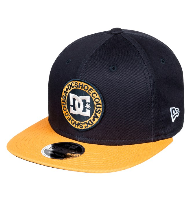 0 Speedeater Snapback Hat Blue ADYHA03550 DC Shoes
