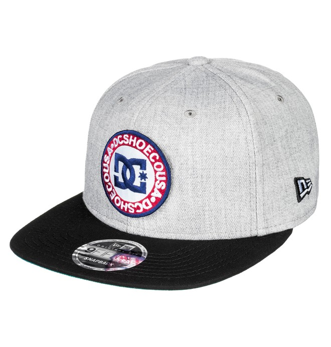 0 Speedeater Snapback Hat Black ADYHA03550 DC Shoes