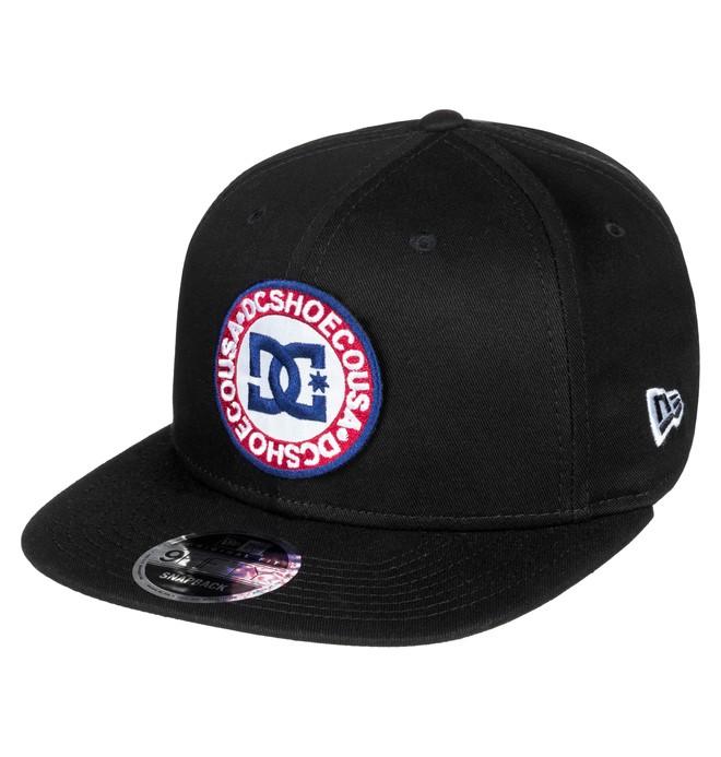 0 Speedeater - Snapback Cap for Men Black ADYHA03550 DC Shoes