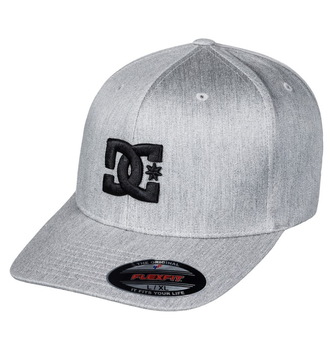 0 Capstar TX Flexfit Hat  ADYHA03561 DC Shoes