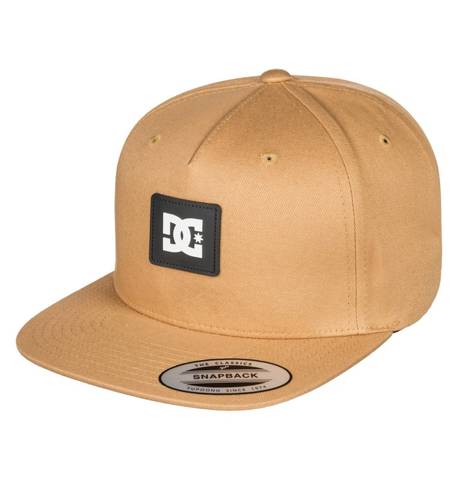 0 Snapdoodle Snapback Hat  ADYHA03631 DC Shoes