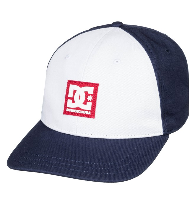 0 Spinner Snapback Hat Blue ADYHA03636 DC Shoes