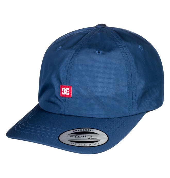 0 Pinsearcher Baseball Hat Blue ADYHA03644 DC Shoes