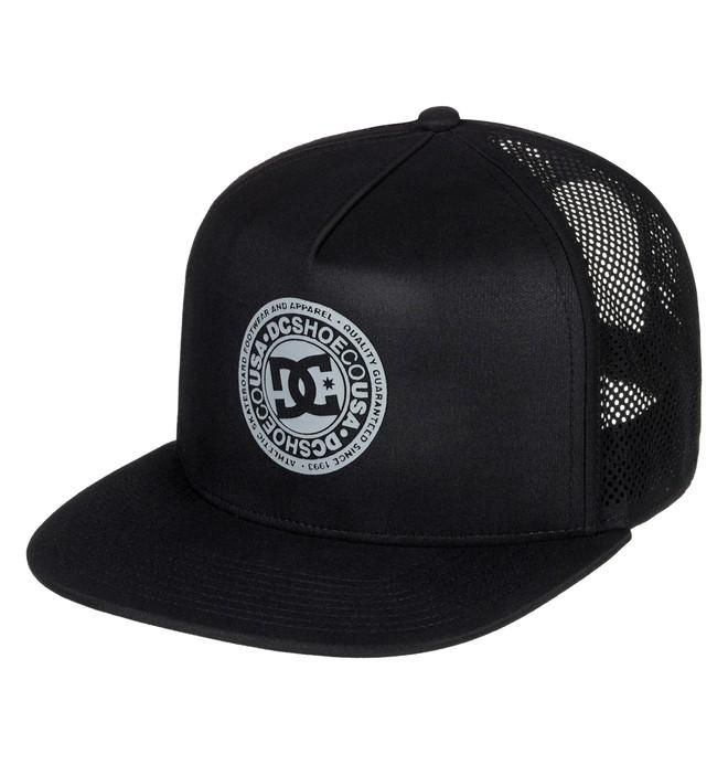 0 Perftailer - Snapback Cap für Männer Schwarz ADYHA03645 DC Shoes
