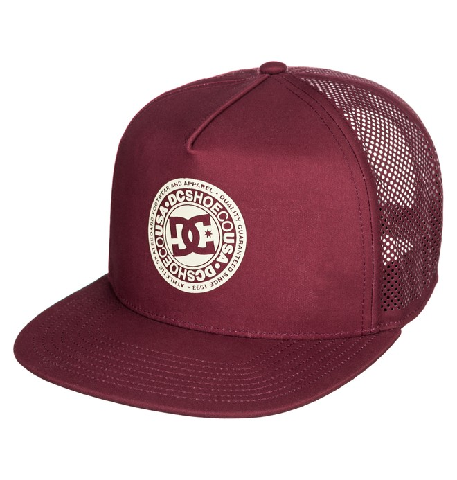 0 Perftailer Snapback Hat  ADYHA03645 DC Shoes