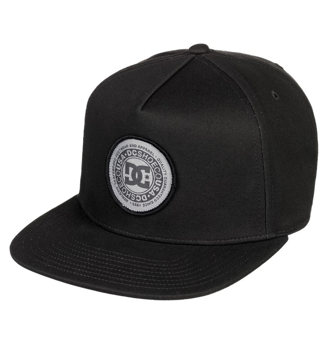 0 Cresty - Gorra ajustable para Hombre Negro ADYHA03646 DC Shoes