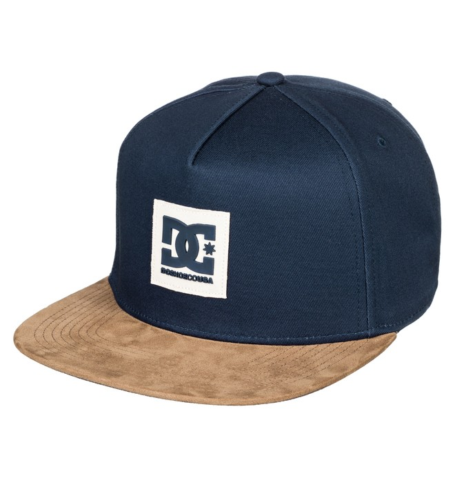 0 Dacks - Snapback Cap for Men  ADYHA03647 DC Shoes