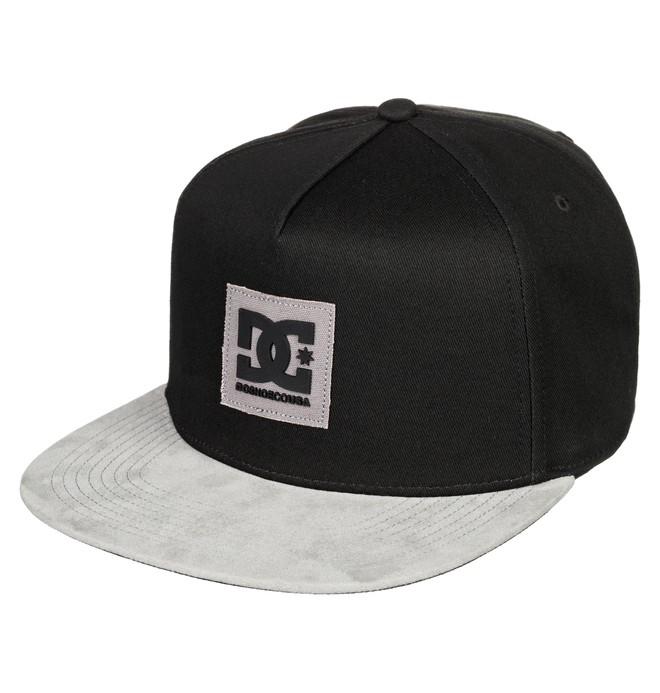 0 Dacks - Snapback Cap für Männer Schwarz ADYHA03647 DC Shoes