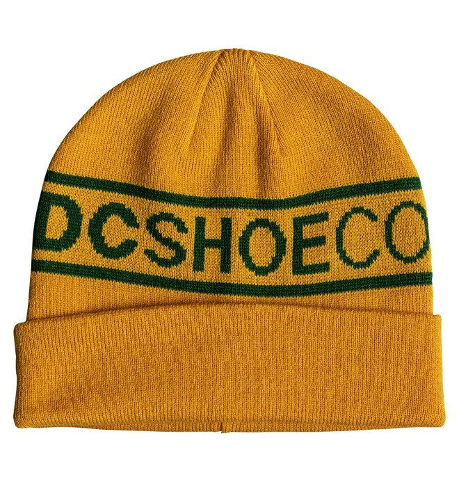 0 Scene Stealer - Beanie Yellow ADYHA03681 DC Shoes