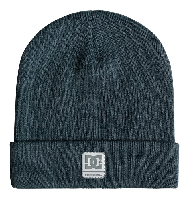 0 Tall Baller Beanie Blue ADYHA03682 DC Shoes