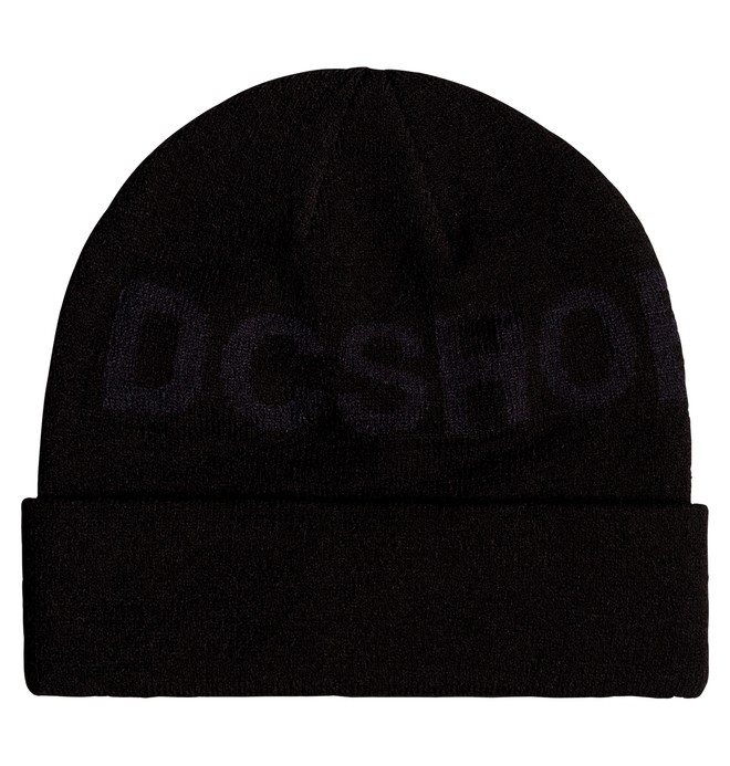 0 Skate Beanie Black ADYHA03687 DC Shoes