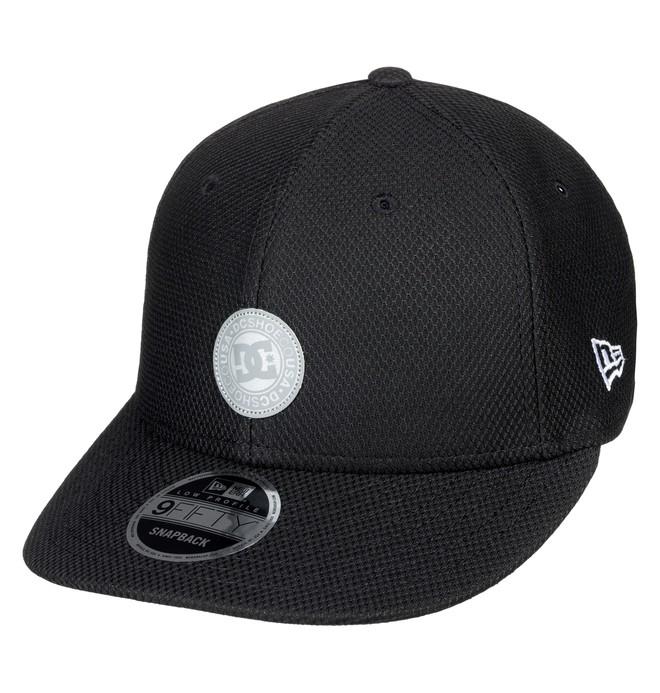 0 Low Liner Snapback Hat  ADYHA03723 DC Shoes