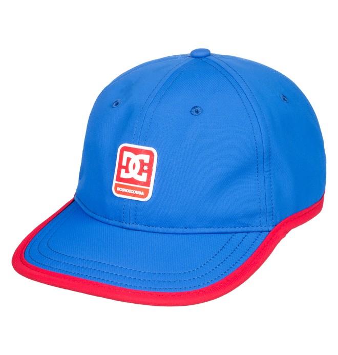 0 Easy Peasy Snapback Hat Blue ADYHA03727 DC Shoes