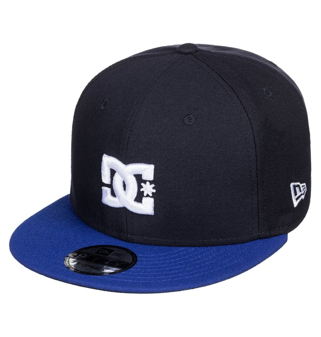 0 Empire Fielder Snapback Hat Blue ADYHA03749 DC Shoes
