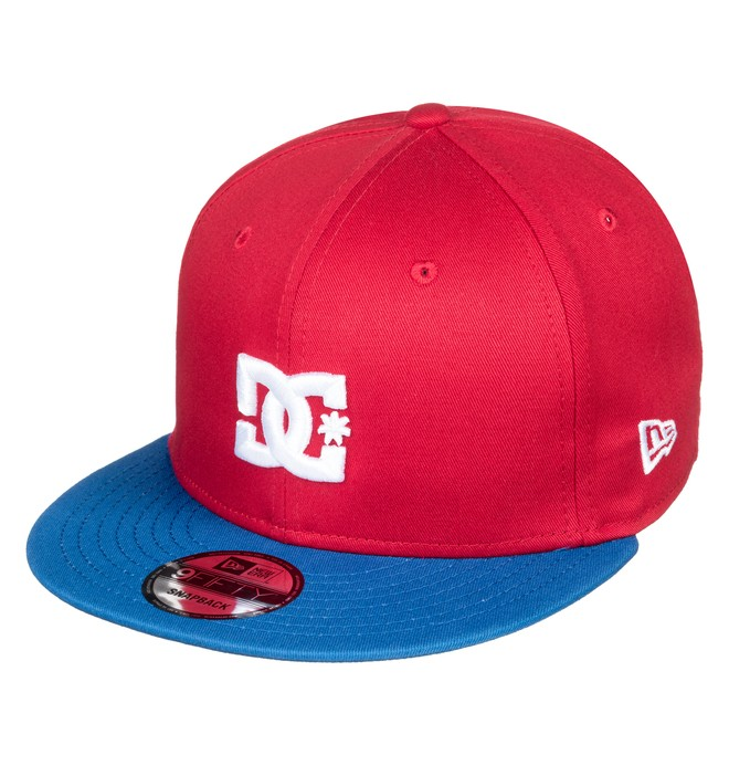 0 Empire Fielder Snapback Hat  ADYHA03749 DC Shoes