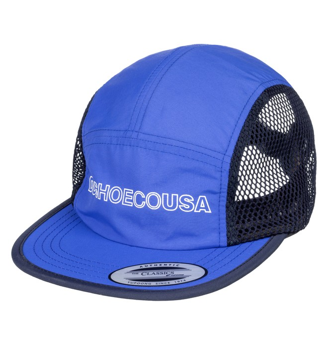 0 Blunters Camper Hat Blue ADYHA03750 DC Shoes