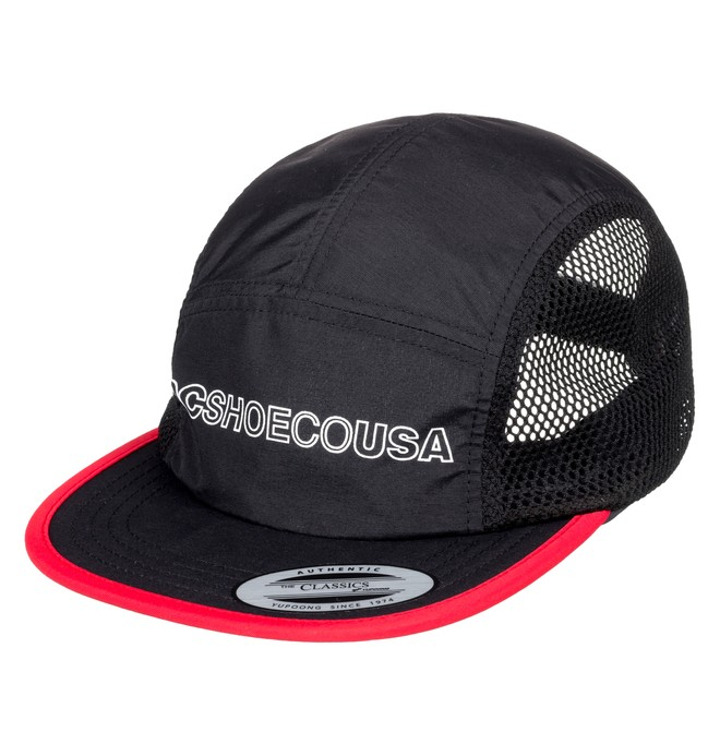 0 Blunters Camper Hat Black ADYHA03750 DC Shoes