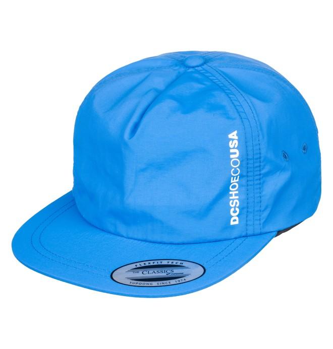 0 Bilson Baseball Hat Blue ADYHA03756 DC Shoes