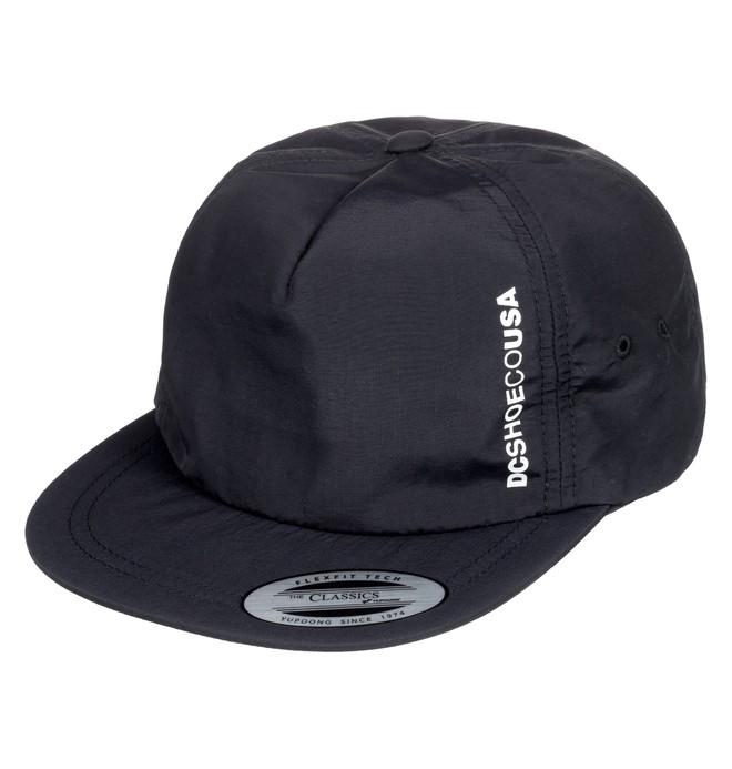 0 Bilson Baseball Hat Black ADYHA03756 DC Shoes