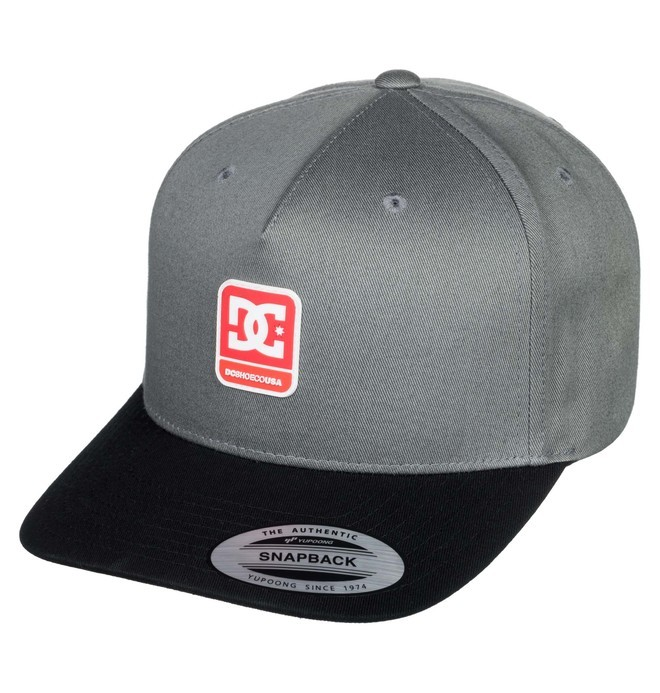 0 Snapdragger Snapback Hat  ADYHA03853 DC Shoes