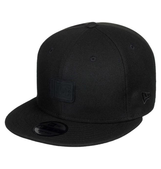 0 Tribeka Snapback Cap Black ADYHA03875 DC Shoes