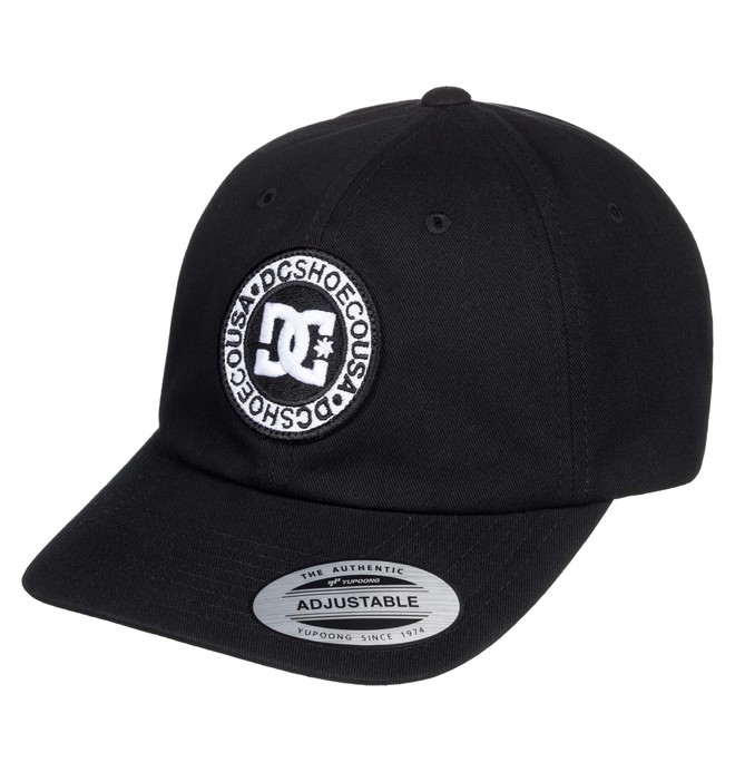0 Neederhosen Baseball Hat Black ADYHA03883 DC Shoes