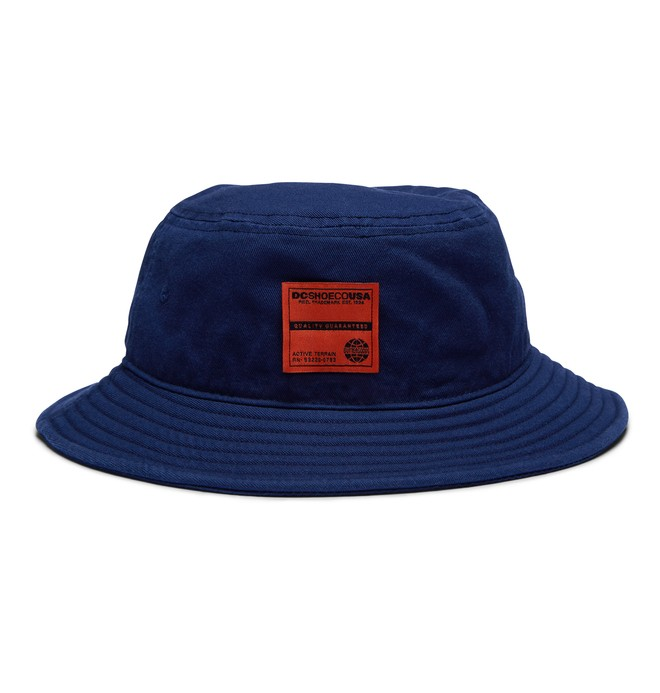 DC X Butter Goods Woods - Bucket Hat for Men  ADYHA03935