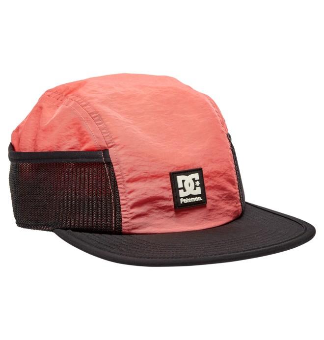 Paterson X DC Fiery Hiker - Snapback Cap for Men  ADYHA04029