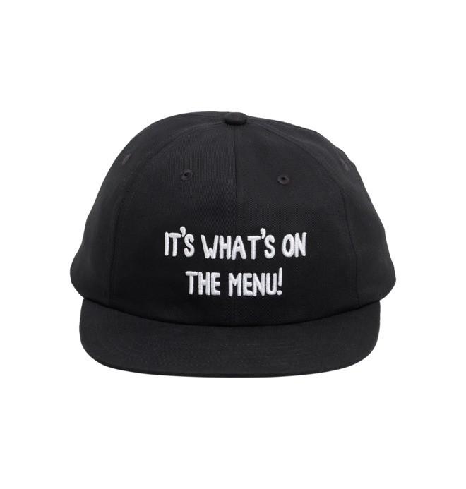 DC x Bobs Burgers Whats On The Menu - Snapback Cap ADYHA04081