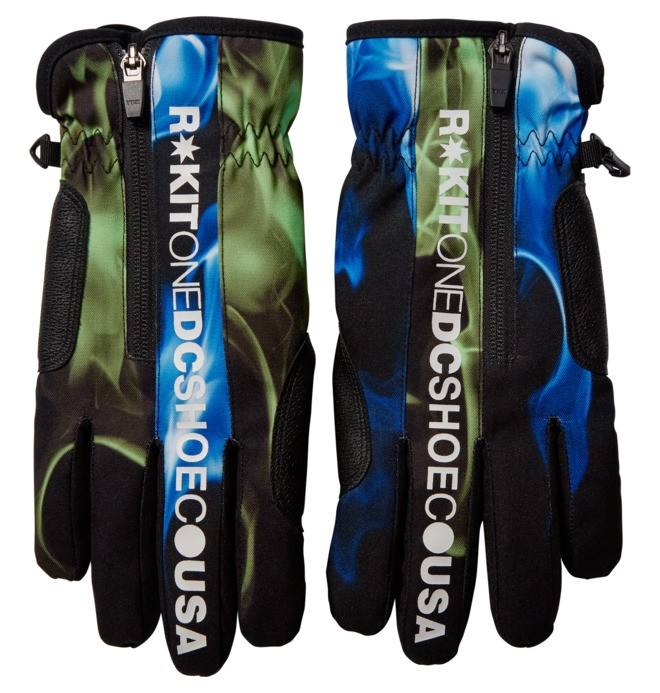 Rokit Salute - Snowboard/Ski Gloves for Men  ADYHN03007
