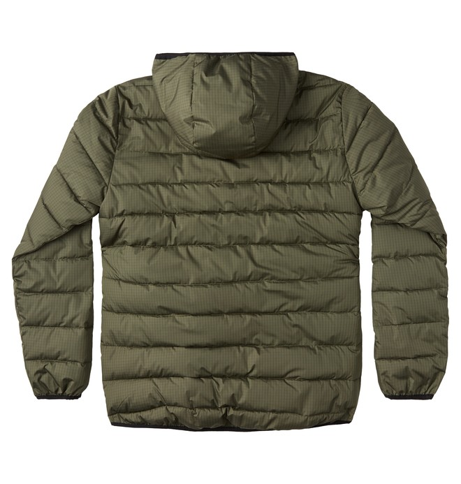 Turner Puffer - Hooded Insulator Jacket for Men  ADYJK03090