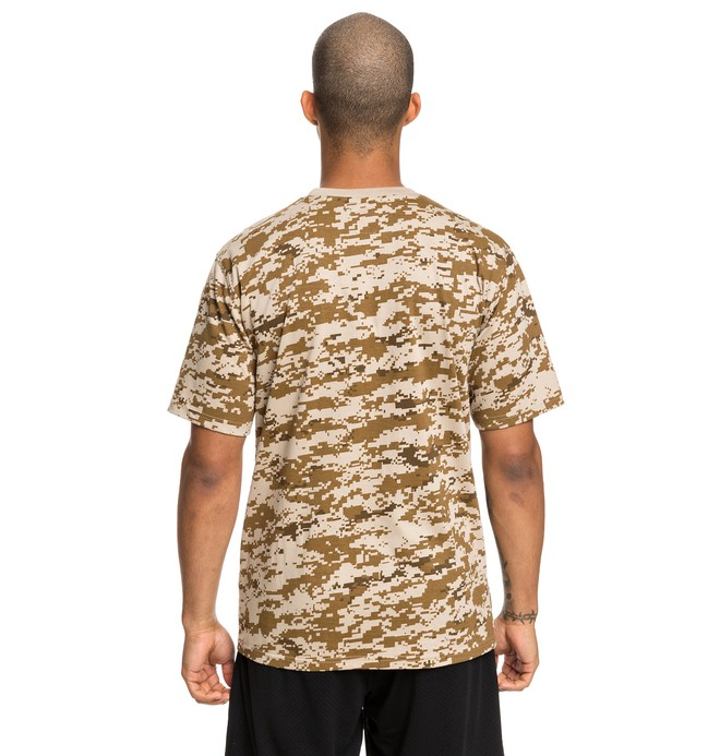 Iqui Digi Camo - T-Shirt for Men  ADYKT03126
