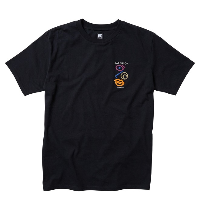 Paterson X DC Abstract - T-Shirt for Men  ADYKT03166