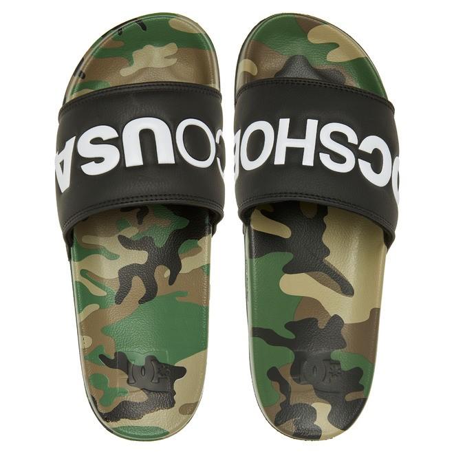 DC - Slides Sandals for Men  ADYL100043
