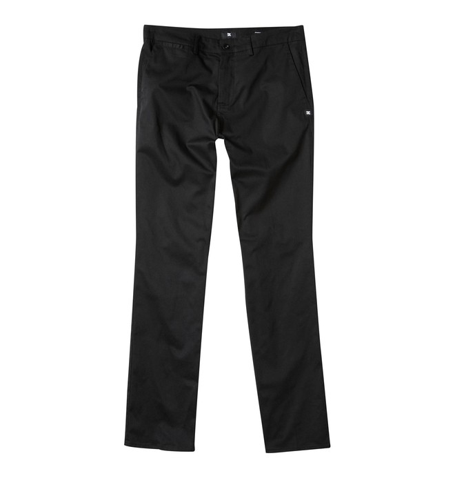 0 Dc Worker Straight Pant  ADYNP00001 DC Shoes
