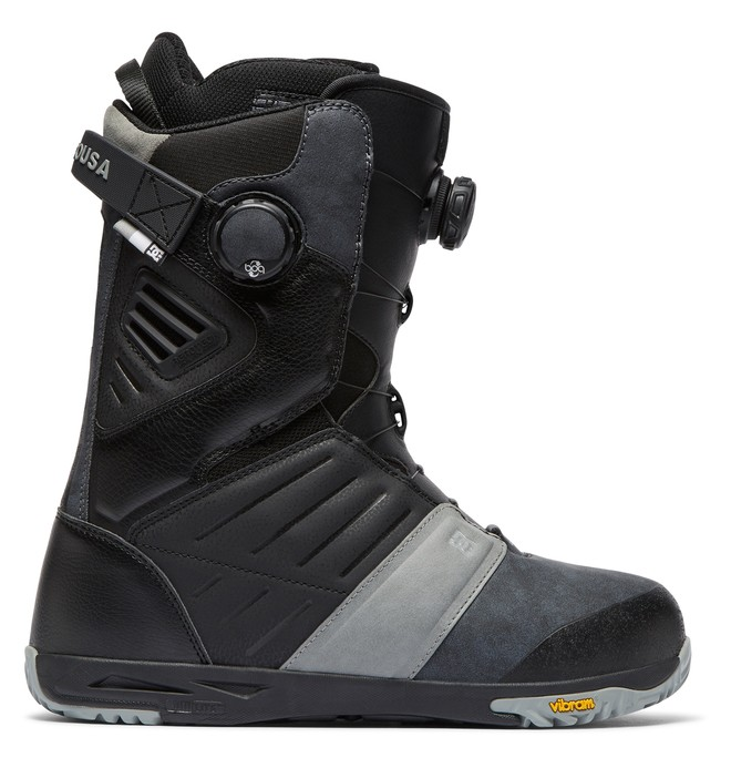 0 Judge BOA Snowboard Boots Black ADYO100031 DC Shoes