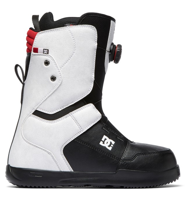 0 Scout BOA Snowboard Boots White ADYO100032 DC Shoes