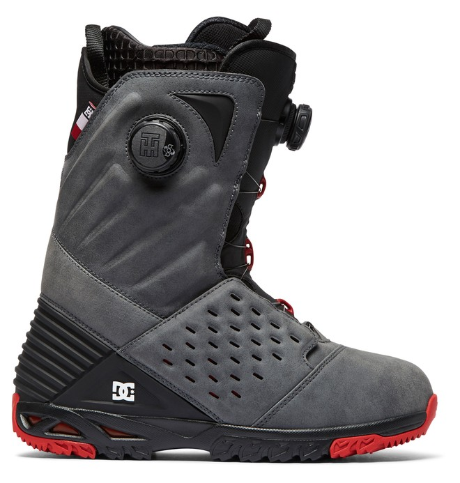 0 Torstein Horgmo BOA Snowboard Boots Grey ADYO100033 DC Shoes