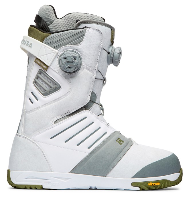 0 Judge - BOA® Snowboard Boots White ADYO100036 DC Shoes