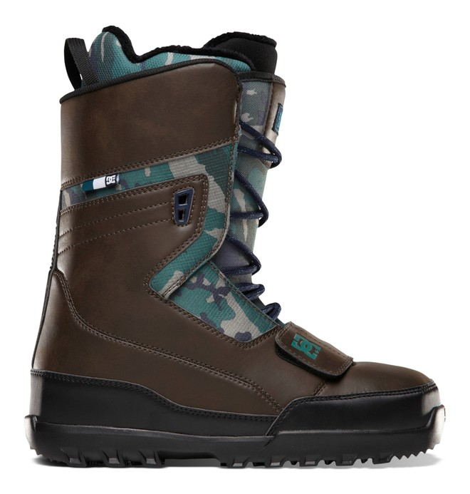 0 Men's City Snow Boots  ADYO200005 DC Shoes