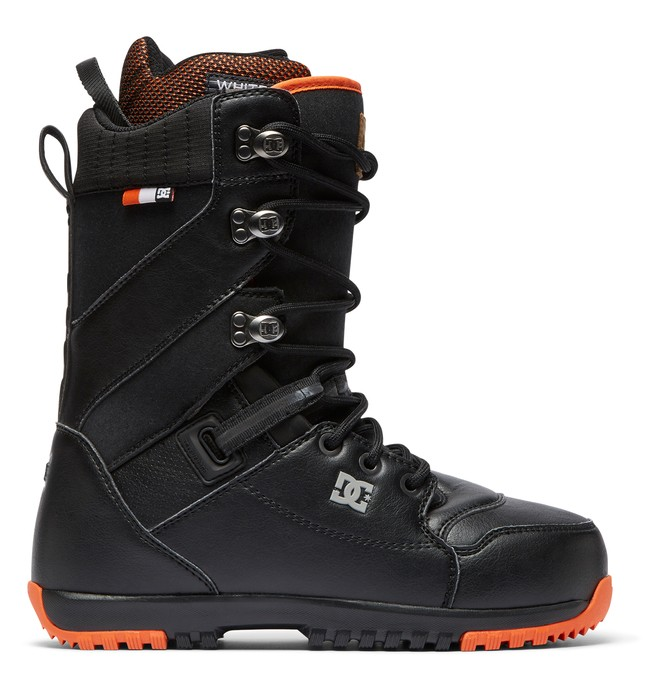 0 Mutiny Lace-Up Snowboard Boots Black ADYO200037 DC Shoes